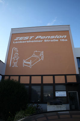 ZEST Pension Lenkersheimer Str. 16 a